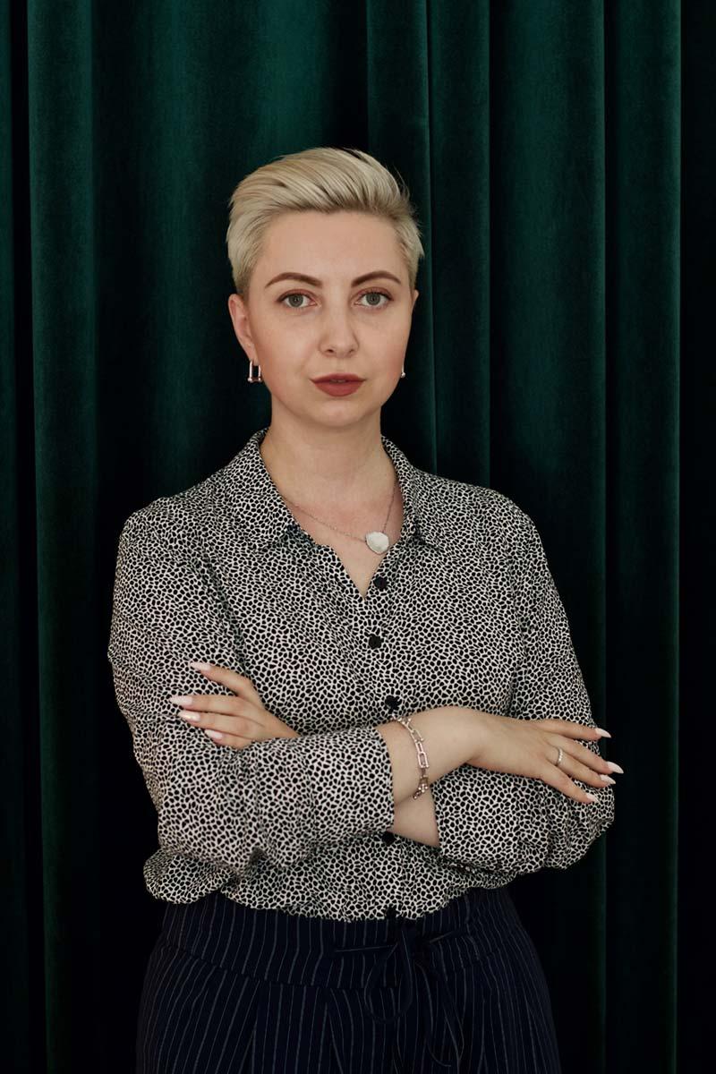 Официальный сайт • Дарья Волкова